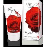 "Crema pentru maini si unghii ""Rose touch"" - 75 ml"