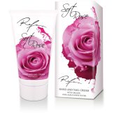 "Crema pentru maini si unghii ""Soft rose"" - 75 мл"