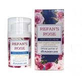 "Crema de noapte ""Refan's Rose"""