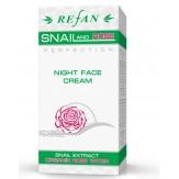 Cremă de față de noapte SNAIL AND ROSE PERFECTION